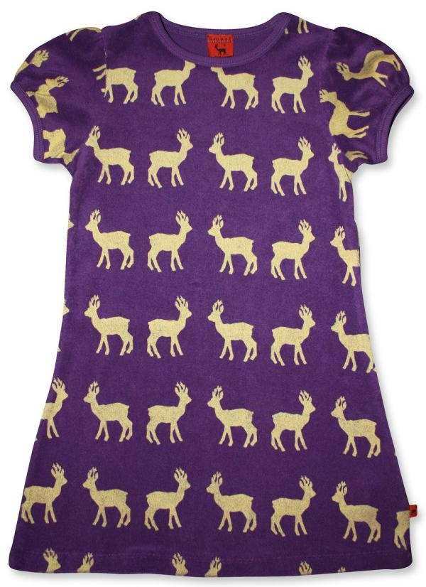 Terry dress - deer Retro Baby Clothes - Baby Boy clothes - Danish Baby Clothes - Toddler clothing - Baby Clothing - Baby clothes Online