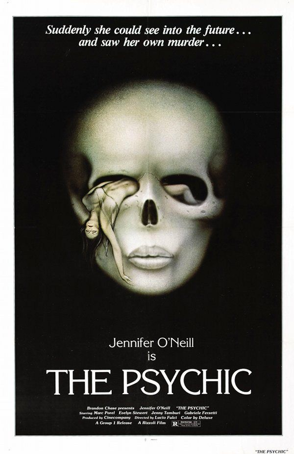 The Psychic (Sette note in nero) 1977 - Giallo - Horror - Movie - Poster flimmerstube.com - Free Horror Movies, English and German Language! - flimmerstube.com - Gratis Horror Streams in englischer und deutscher Sprache!