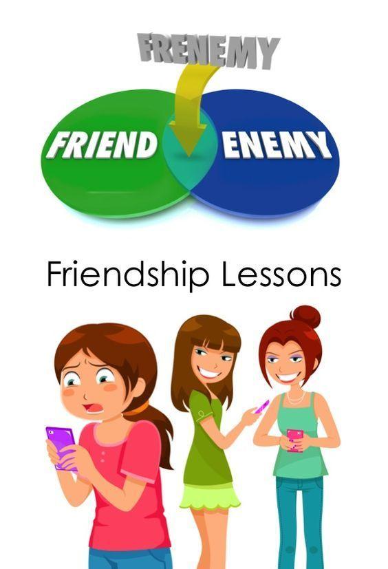 Teaching Kids About Friendship Activities
