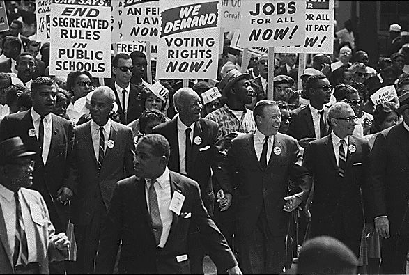 Why Are We Still Fighting Over African-American Voting Rights 50 Years Later
