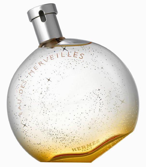 Eau des Merveilles Hermes perfume - a fragrance for women 2004 orange, amber, fir, mandarin, cedar, pepper, pink pepper, vetiver, lemon, oakmoss, violet, elemi resin