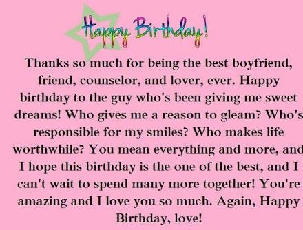 Long Birthday Messages For A Best Friend Bf Stuff