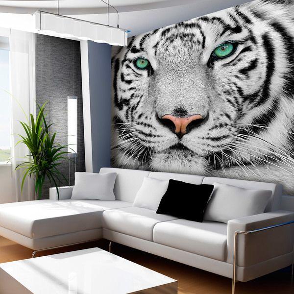 Resultado de imagen para mural de leon en 3d