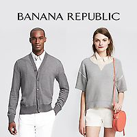 Additional 40% Off Banana Republic Purchase
