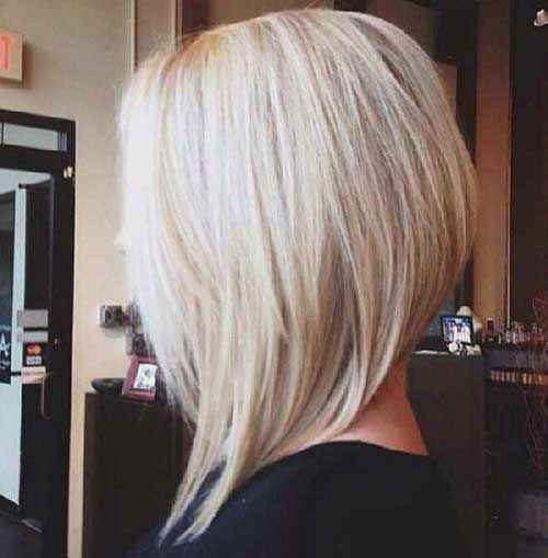 20 Best Short Blonde Bob | Bob Hairstyles 2015 - Short Hairstyles for Women