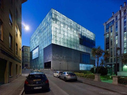 A Coruña Center For The Arts / aceboXalonso studio | ArchDaily