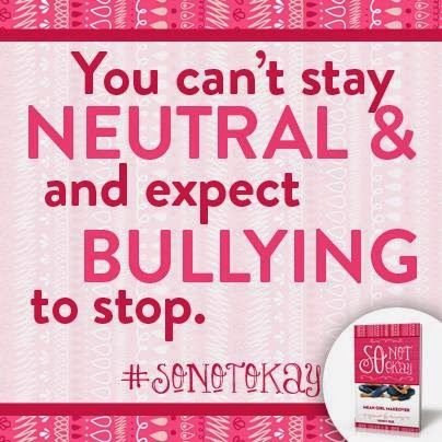 Sorry Im Not Sorry An Honest Look at Bullying from the Bully Mean Girl Makeover