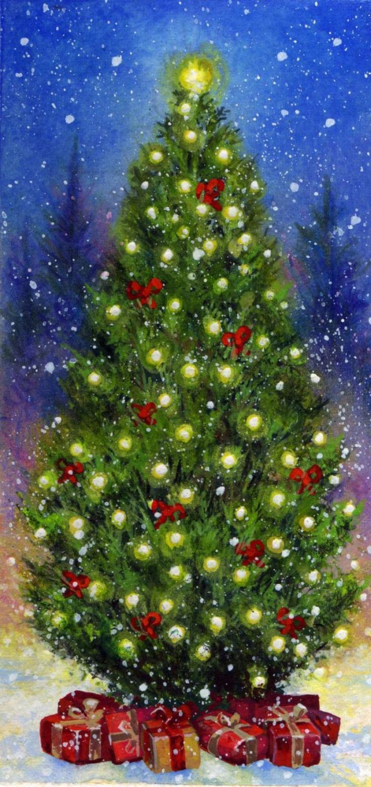 354 best Nothing but Christmas trees <3 images on Pinterest ...