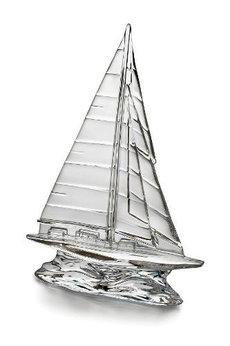 Waterford Tall Clear Sailboat Waterford https://www.amazon.com/dp/B000G3JSL8/ref=cm_sw_r_pi_dp_x_iDBgAbJ09F0PQ
