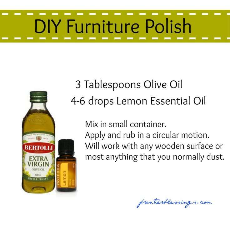194 best images about essential oils on pinterest for Homemade furniture polish with essential oils
