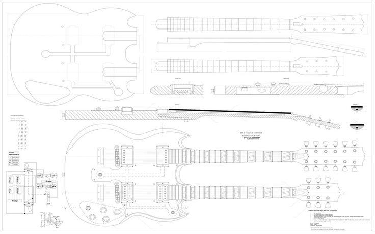 17 best images about guitar plans on pinterest