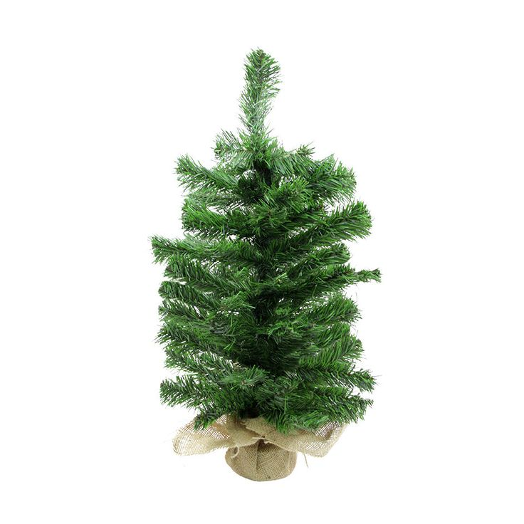 2' Two-Tone Balsam Fir Artificial Christmas Tree