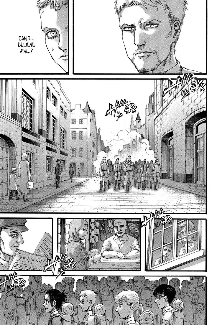 Attack On Titan, Volume 23, Chapter 94 in 2020   Attack on ...