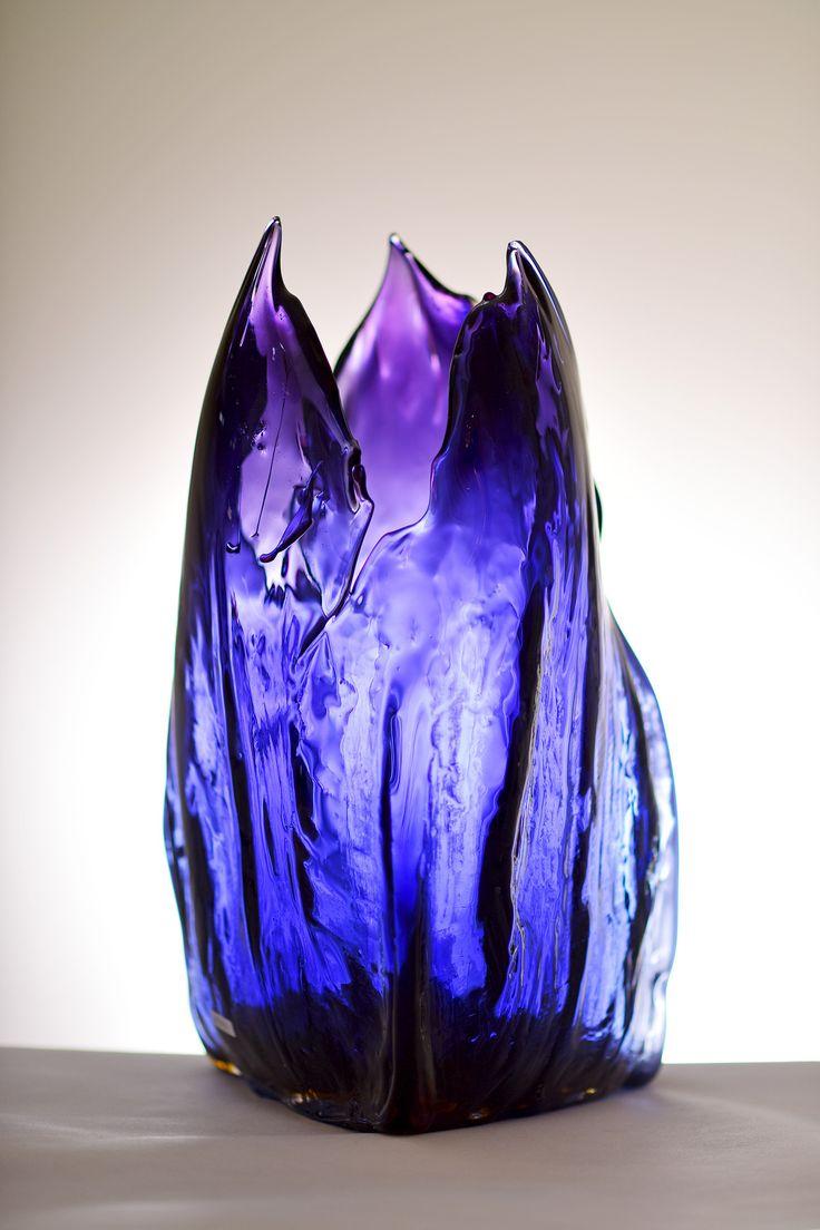 """""""Budding"""" vase/object by Kateřina Smolíkvá"""