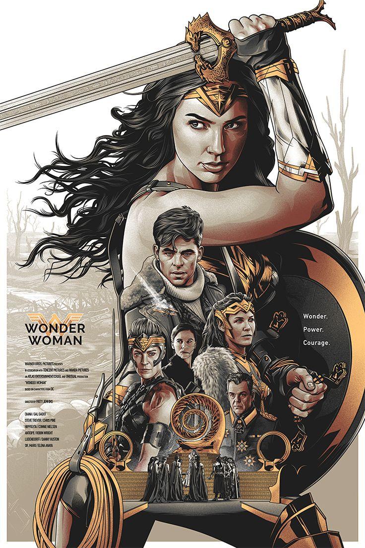 Wonder Woman (2017) [1066 x 1599]