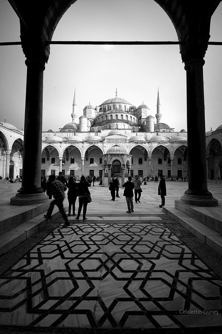 Blue Mosque - Mavi Cami / Sultanahmet