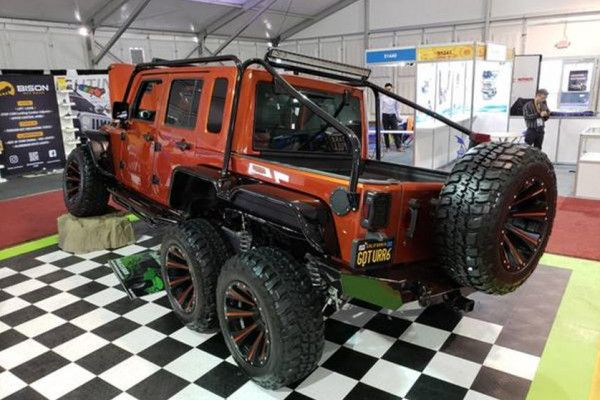 Pin By Dan Kimble On Cars Jeep Wrangler 6x6 Truck Jeep