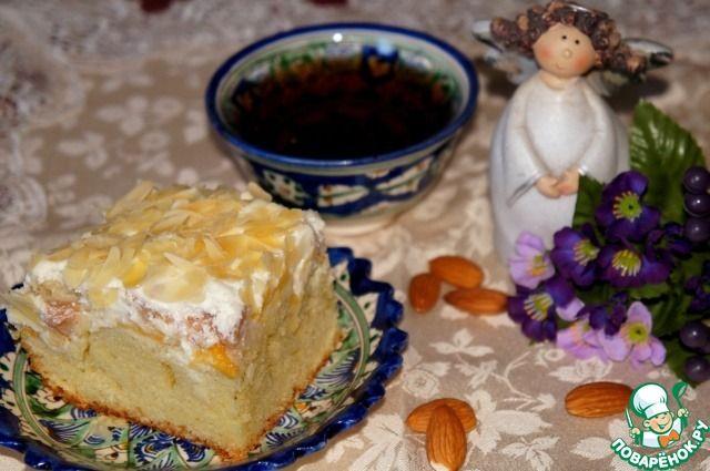 Юлькин пирог - кулинарный рецепт