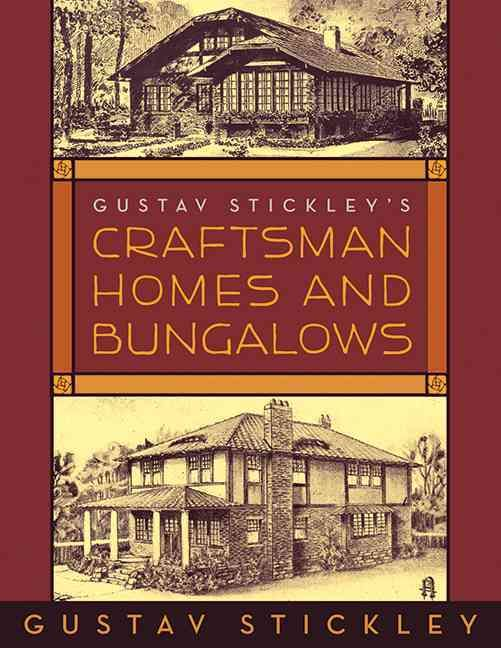 In 1901, Gustav Stickley began to create the first uniquely American style of…