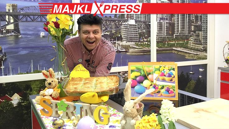 Majkl Express: Best and easy Spanakopita recipe