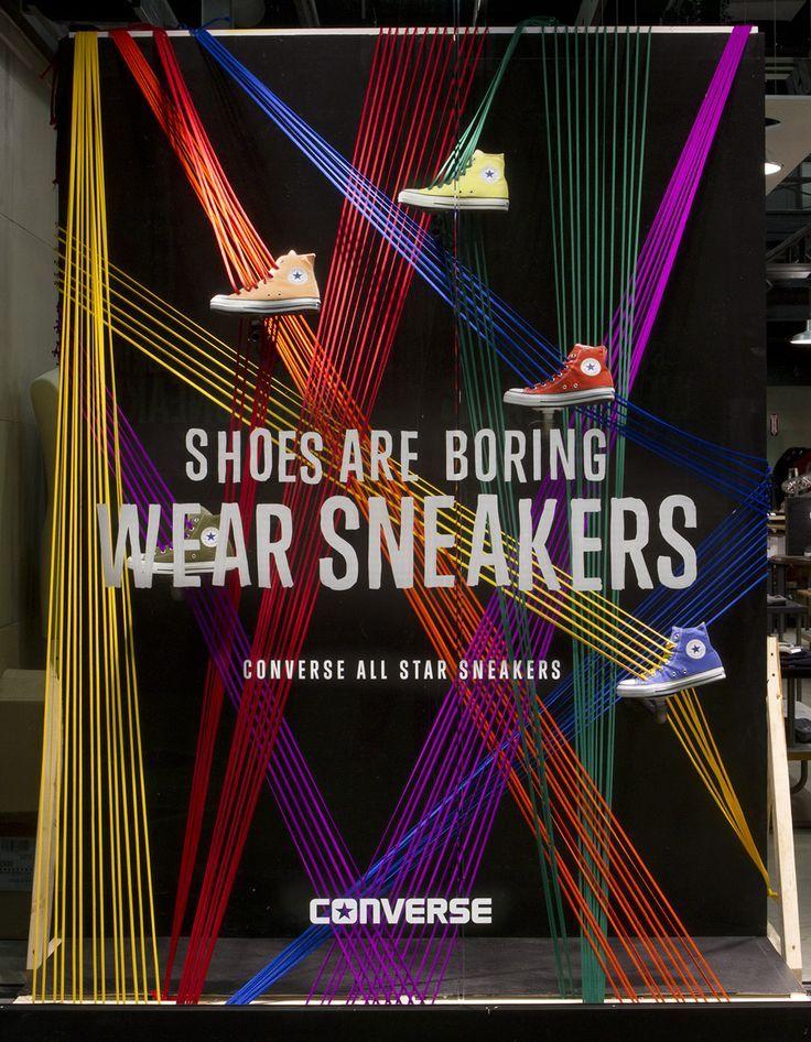 // Retail Brand Design - alexiamosby.com: