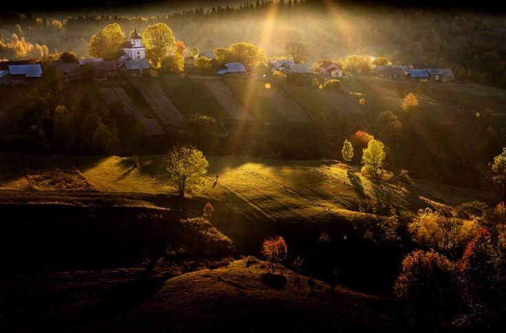 Bucovina by Sorin Onisor