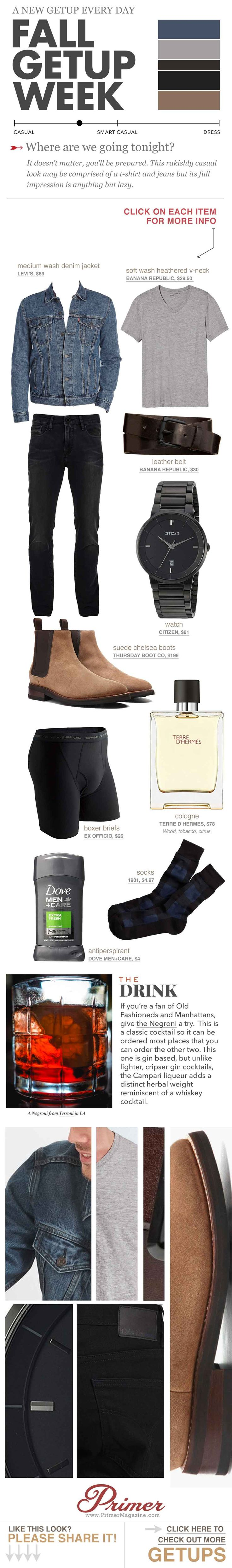 men's fall fashion what to wear when going out inspiration