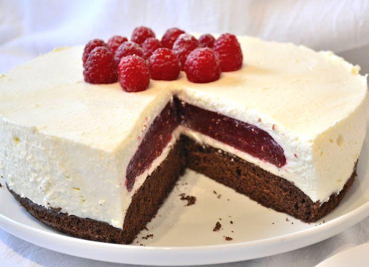 Malinova torta
