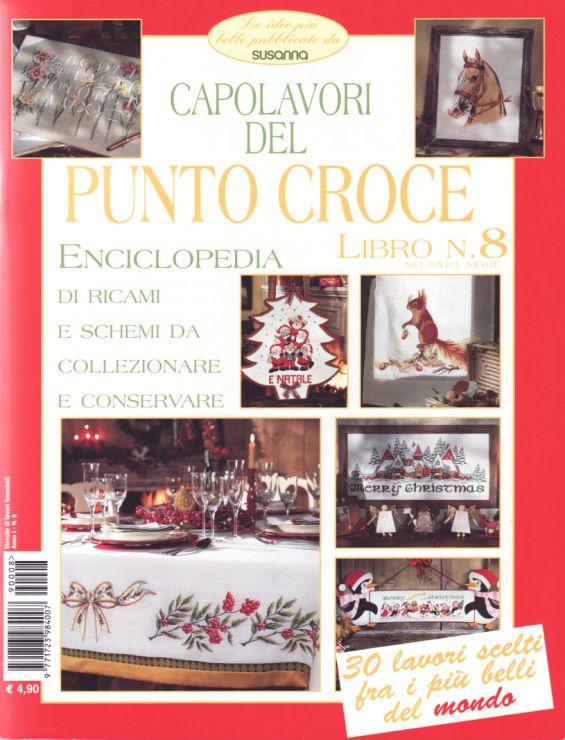 Gallery.ru / Enciclopedia de punto de Cruz 8
