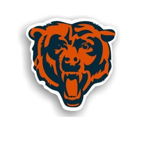 Bears Fans is something missing from your #MNF football party? Like a Chicago Bears Logo Magnet $11.99 Delivered
