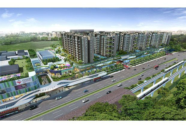 #North_Park #Residence #Location: #Yishun #Central