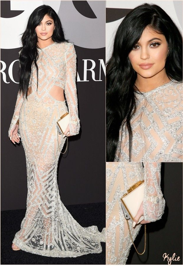 stunning kylie jenner red carpet outfits house