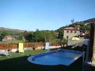 Casa de turismo rural geres com piscinaAluguer de férias em Fafe da @homeawaypt