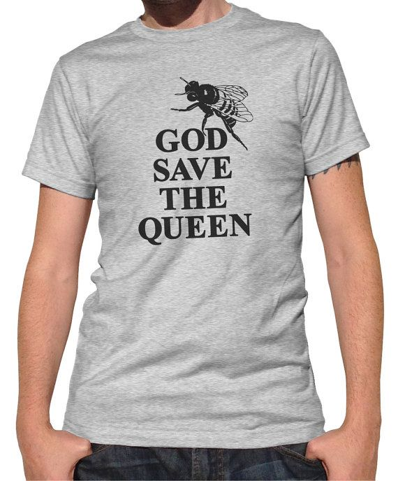 God Save the Queen by boredwalk
