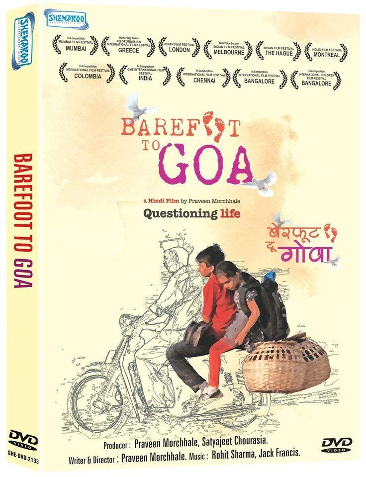 Barefoot to Goa DVD Hindi Movie 2016 buy online, buy Bare Foot to Goa DVD, Barefoot to Goa Movie DVD, Hindi Movie Barefoot to Goa DVD buy online, Latest Hindi Movie DVDs buy online
