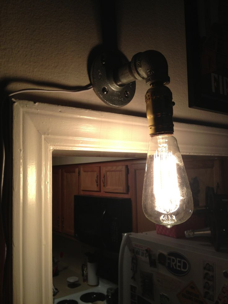 77 best edison bulbs images on pinterest for Diy edison light fixtures