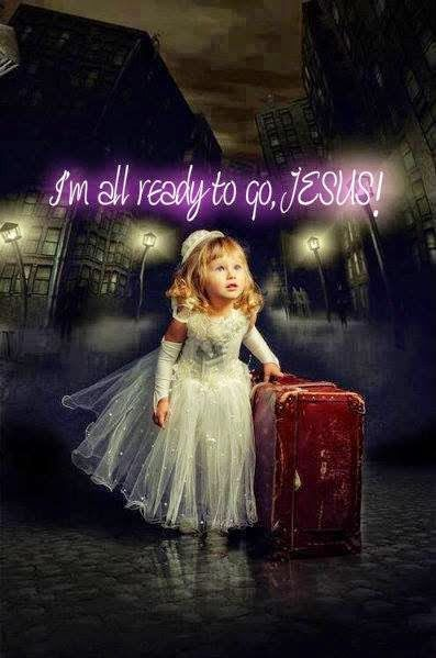 Jesus Is Coming Soon! Are You Ready?