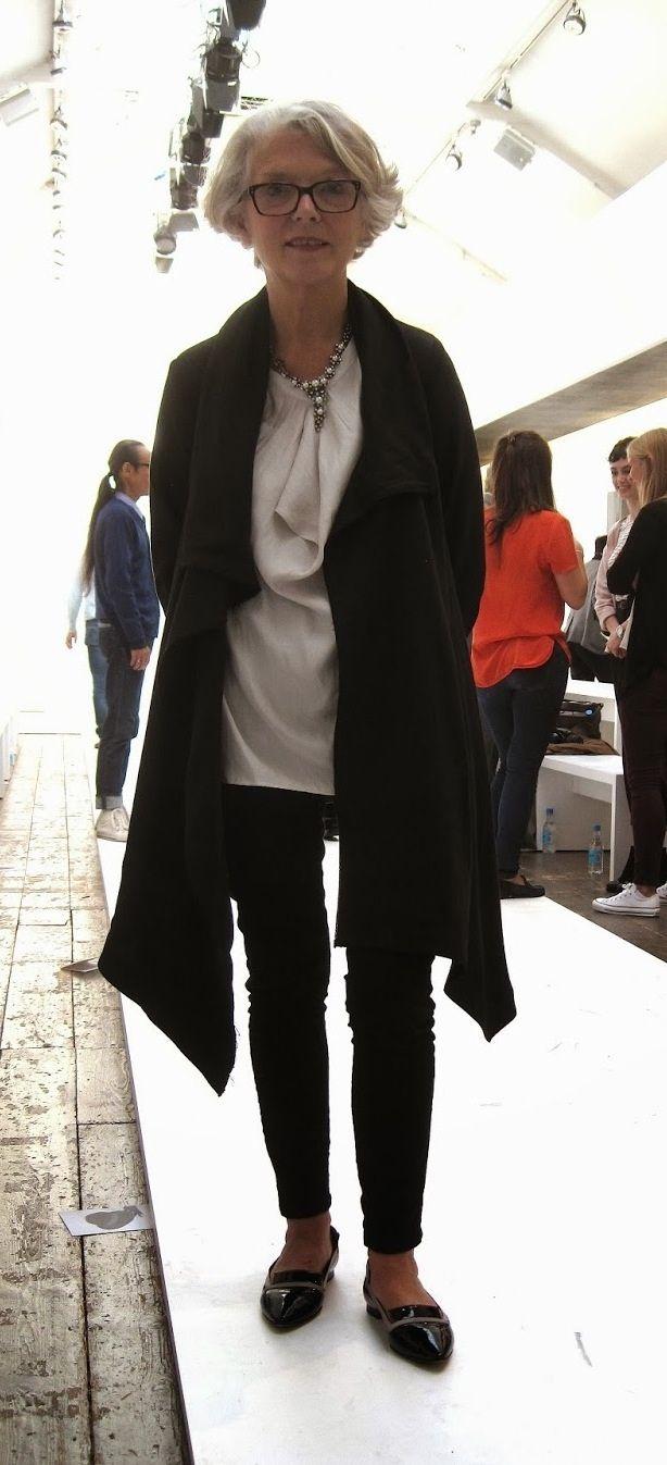 Diedre McQuillan, fashion editor of The Irish Times