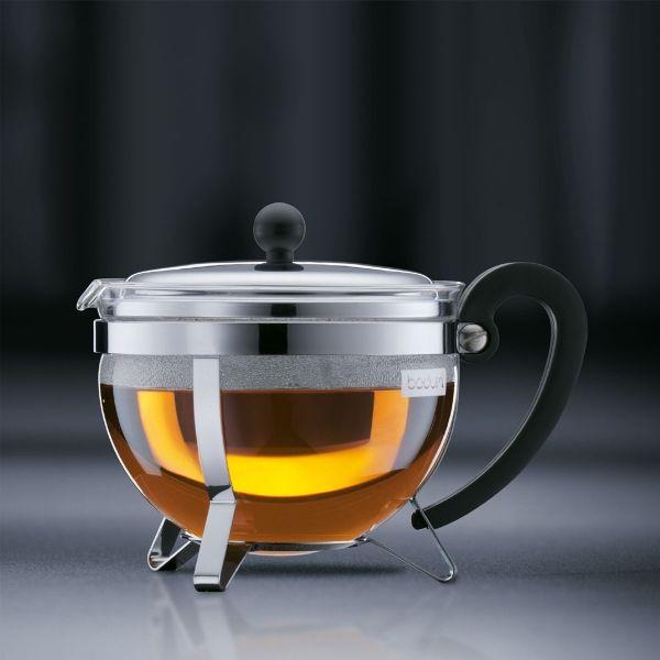 """Teapot """"Chambord"""" (Tassilo von Grolman for Bodum)"""