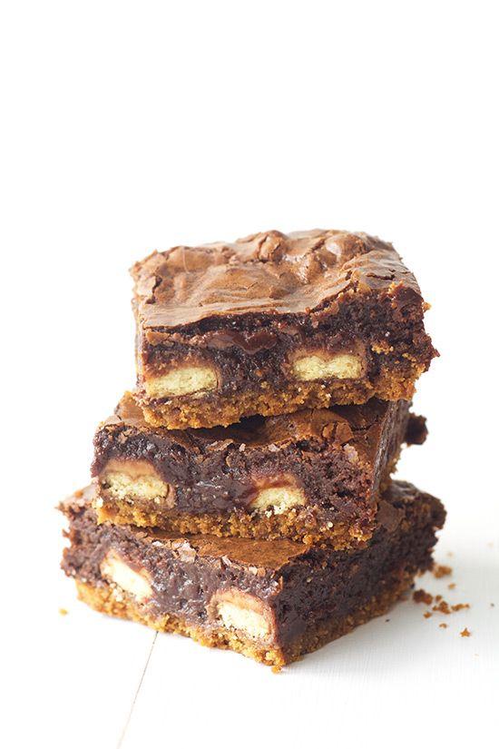 1000+ ideas about Twix Brownies on Pinterest | Twix bar ...