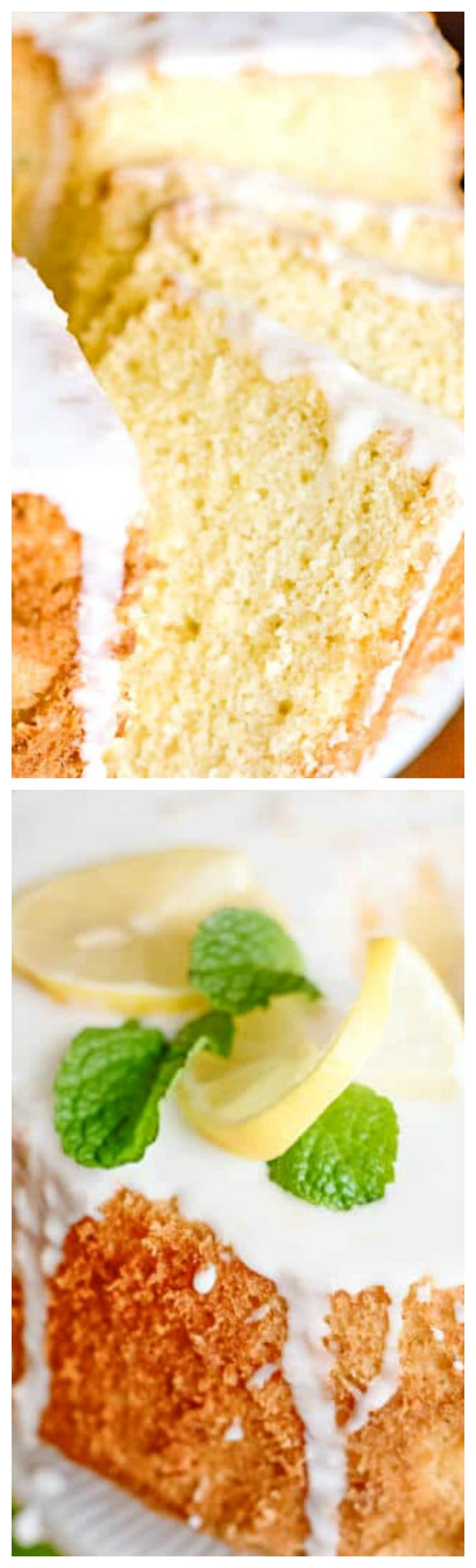 Lemon Chiffon Cake ~ Light, fluffy, lemon chiffon cake made with fresh lemons... Make a simple lemon glaze to top the cake for a simply gorgeous lemon dessert recipe.