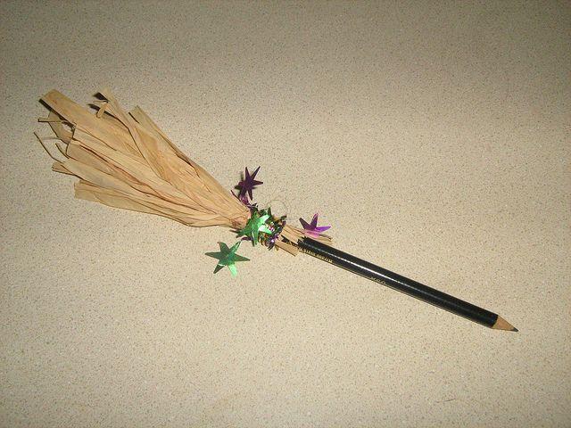 Halloween Broom