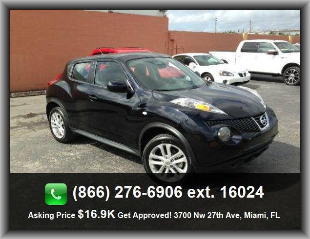 2013 Nissan JUKE S Wagon  Tilt Steering Wheel, Front Wheel Drive, Air Conditioning, Automatic Transmission, Power Brakes