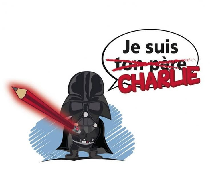 Je suis Charlie - Discover how do make a film :) http://studiocigale.fr/etudes-de-cas/