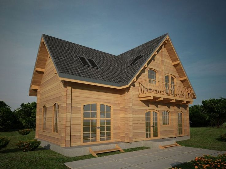 Houtskeletbouw Woning Luminita | Houten huis bouwen