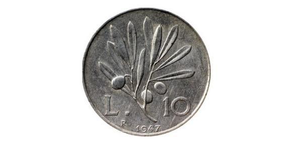 10 Lire 1947 | Le vecchie lire che valgono un piccolo tesoro - Yahoo Finanza Italia