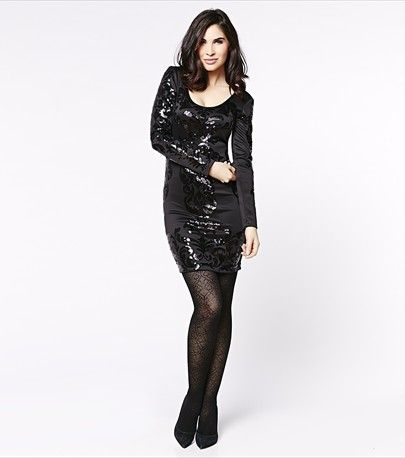 #DYNHOLIDAY Be seen in sequins this holiday season!