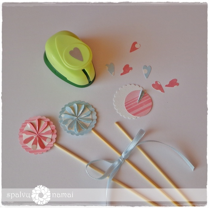 tutorial for paper decoration