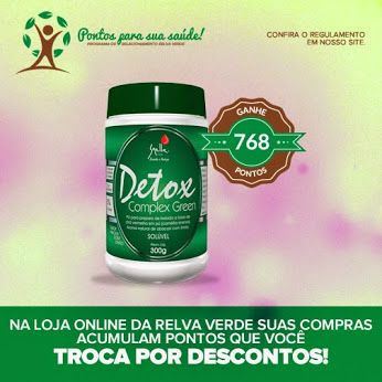 Chá Verde Detox Snella 300g>> Os chás provenientes da Camellia sinensis auxiliam no metabolismo hepático facilitando a digestão, além de colaborar como agente antioxidante e emagrecedor. Compre e ganhe 768 pontos para a sua saúde!