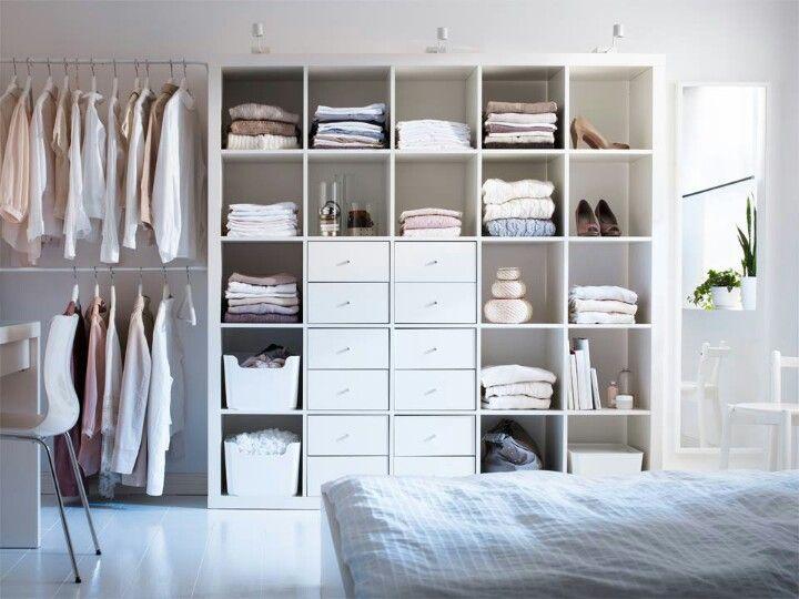 Offener kleiderschrank vorhang  Die besten 17 Bilder zu Kleiderschrank auf Pinterest | Begehbarer ...